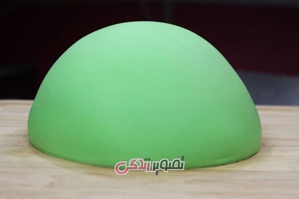 تزیین کیک به شکل هندوانه