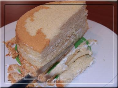 طرز تهیه کیک به شکل هندوانه - دسر شب یلدا