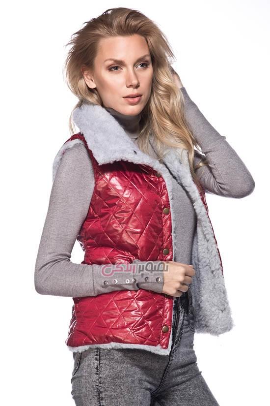 مدل جلیقه زنانه , مدل لباس زمستانی زنانه