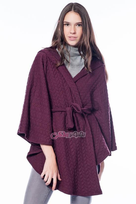 مدل شنل زنانه , مدل لباس زمستانی زنانه