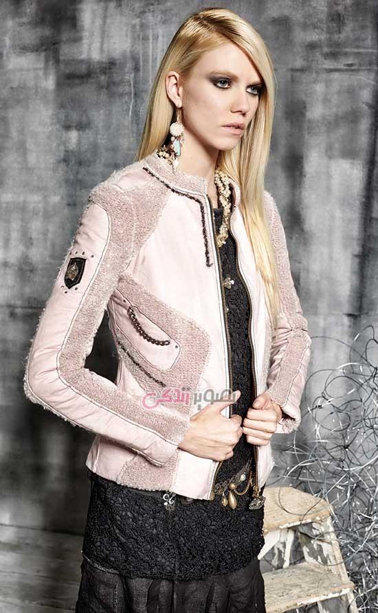 مدل لباس پاییزی - مدل کاپشن زنانه
