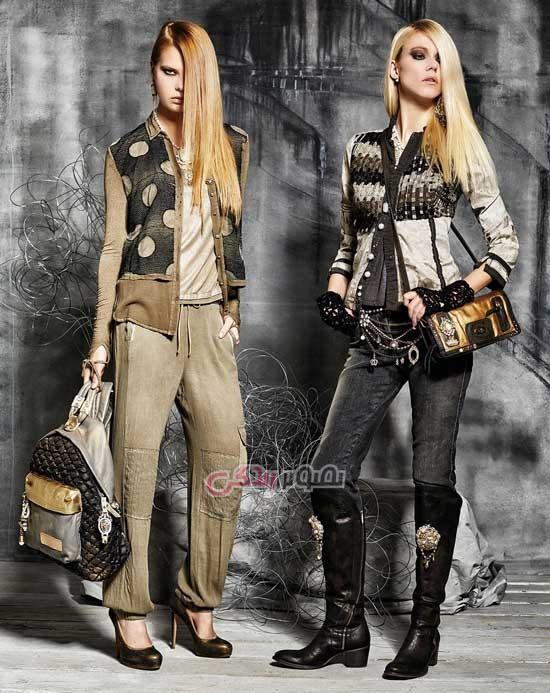 مدل بلوز پاییزی - مدل کت و کاپشن زنانه