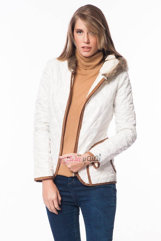 مدل کاپشن زنانه - مدل کاپشن دخترانه - مدل لباس زمستانی