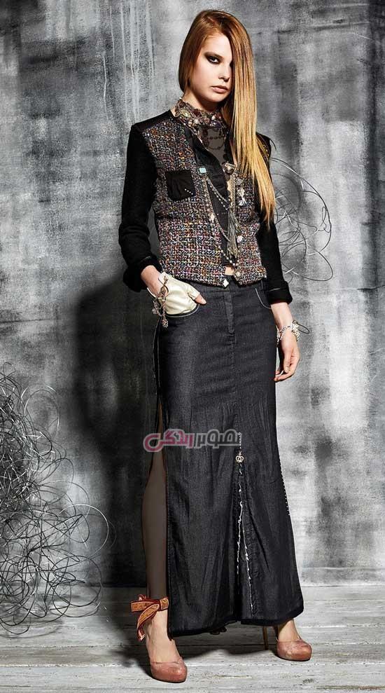 مدل لباس پاییزی - مدل کت و کاپشن زنانه