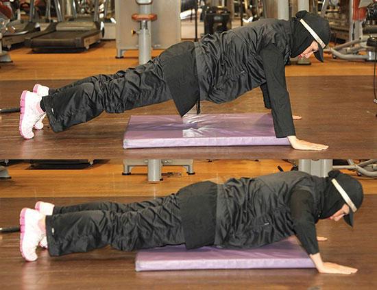 حرکات ورزشی صبحگاهی برای لاغری و نشاط
