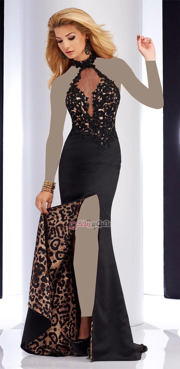 مدل لباس مجلسی - ماکسی مجلسی - لباس های شب شیک