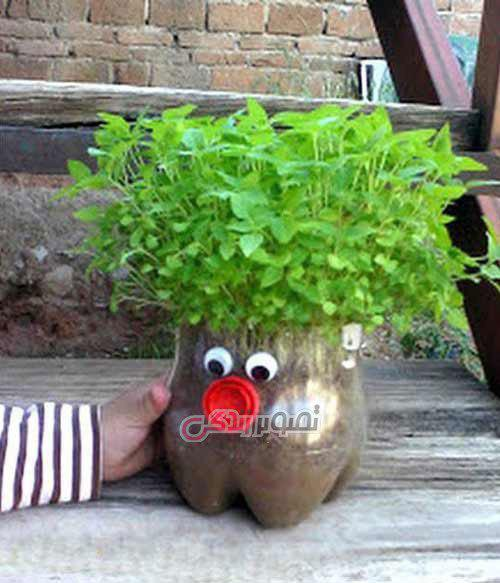سبزه عروسکی