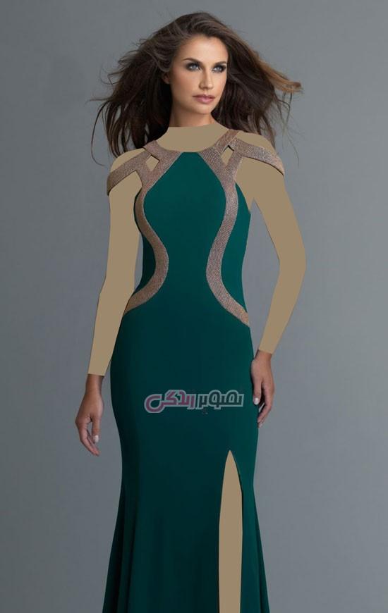 مدل لباس زنانه  , مدل لباس مجلسی 2016 برند Saboroma