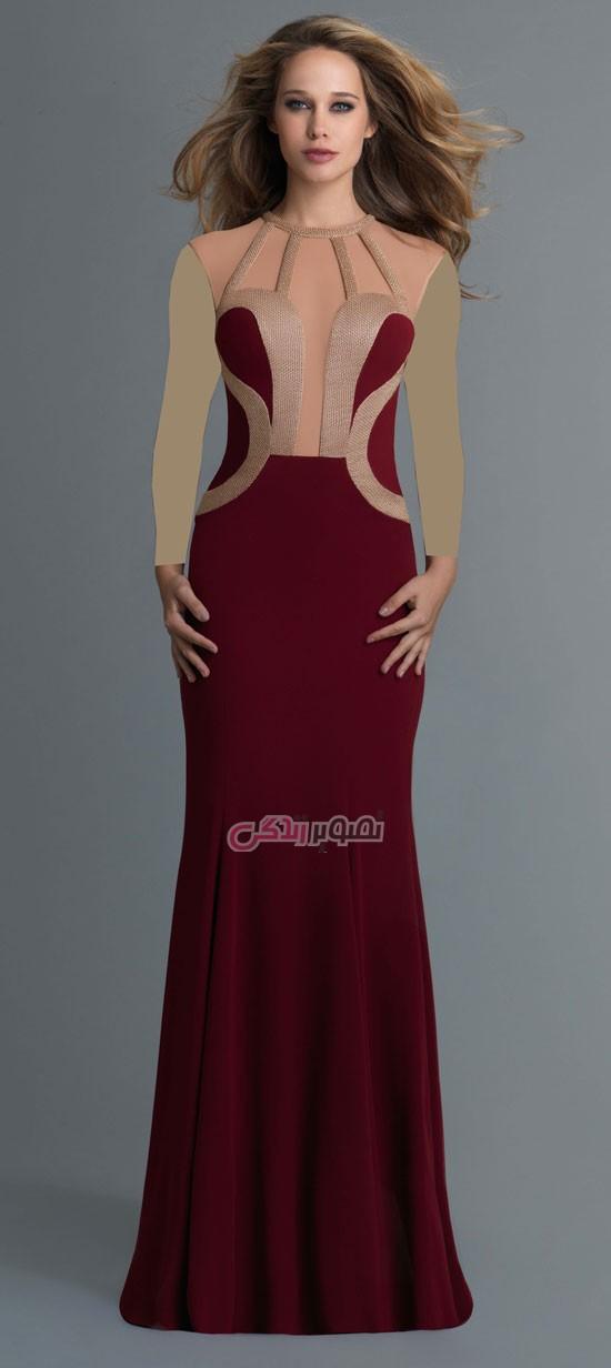 مدل لباس مجلسی , لباس شب , پیراهن مجلسی