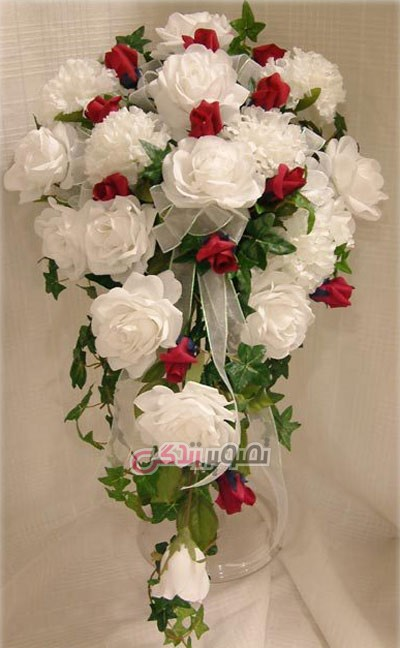 دسته گل عروس 2016