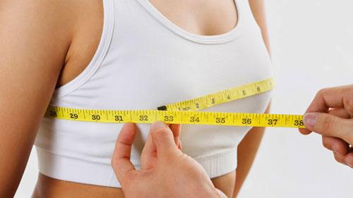 عدم تناسب سایز سینه زنان