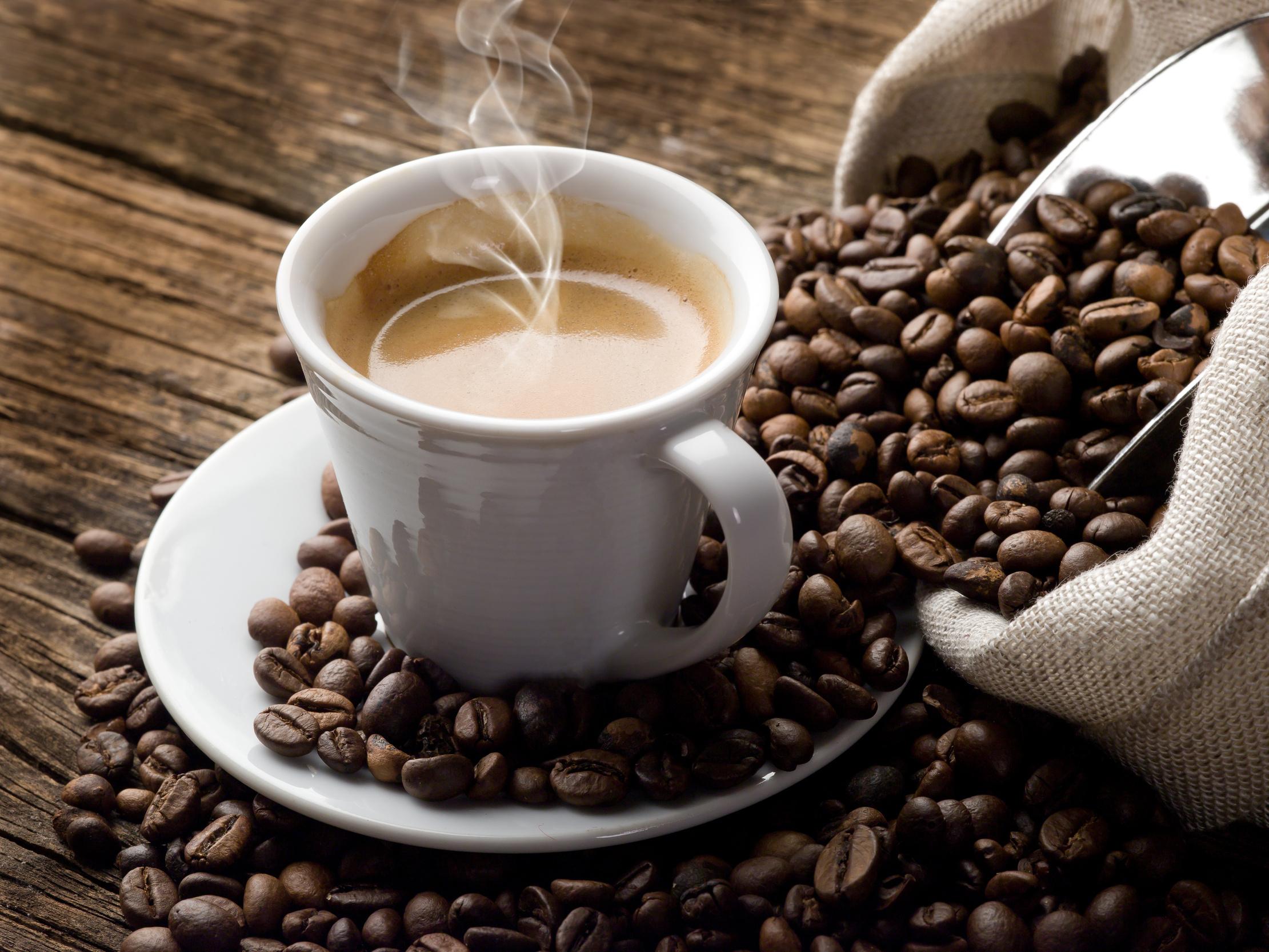دردهای مزمن بدن. قهوه