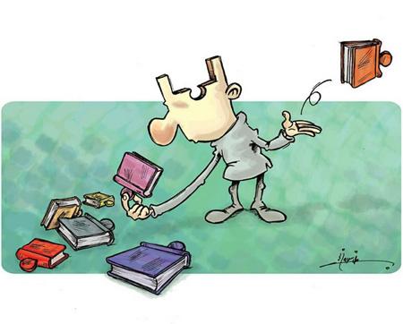 کاریکاتور مفهومی جدید , کاریکاتور معنی دار