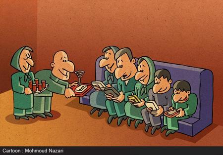 کاریکاتورهای مفهومی جدید , کاریکاتور معنی دار