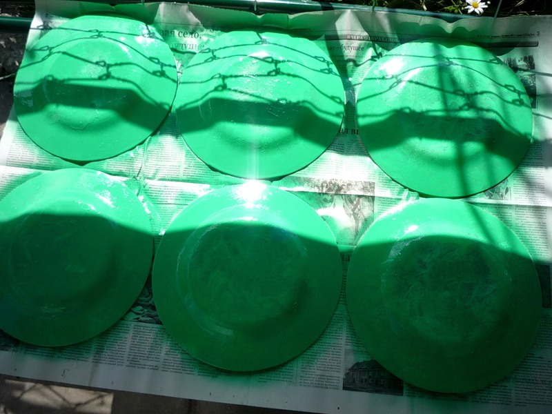 آموزش دکوپاژ , تزیین ظروف شیشه ای ساده