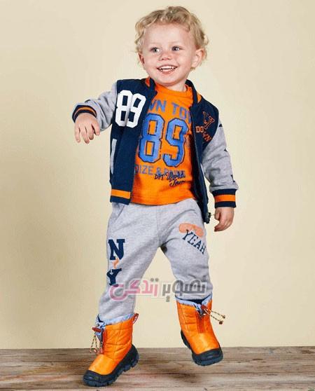 لباس بچگانه  , انواع مدل جدید لباس زمستانی بچگانه 2016 برای دختر بچه ها و پسر بچه ها