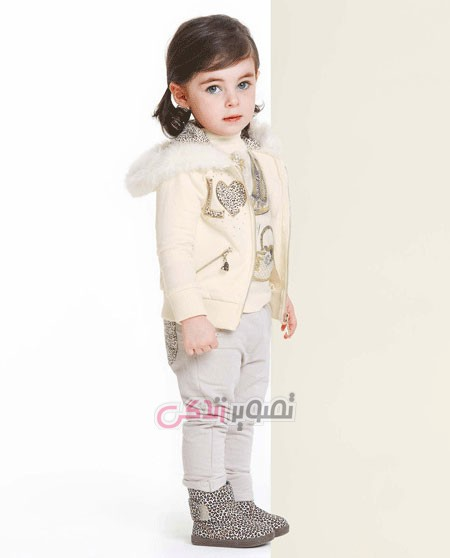 مدل لباس زمستانی بچگانه سال 2016 - سال 95