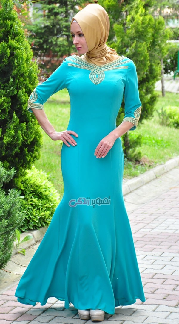 Dresses-Turkish-model (10)