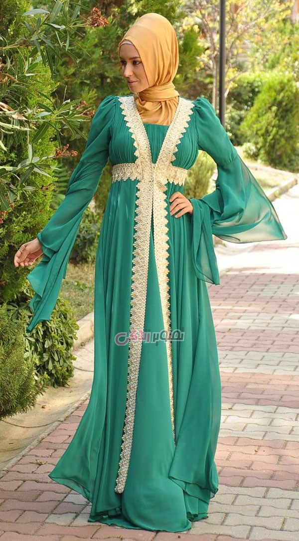 Dresses-Turkish-model (11)