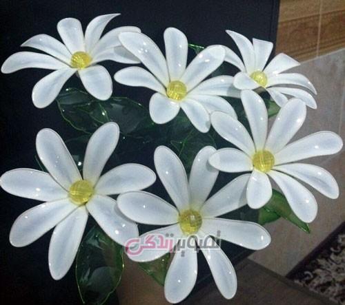آموزش ساخت گل شیشه ای , آموزش گلسازی