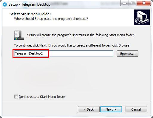 آموزش نصب و استفاده همزمان از چند تلگرام در ویندوز