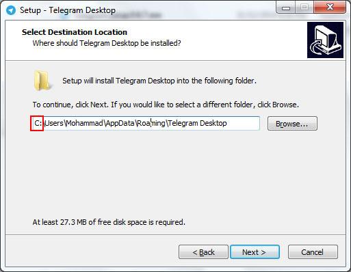 روش آموزش نصب همزمان چند تلگرام در ویندوز