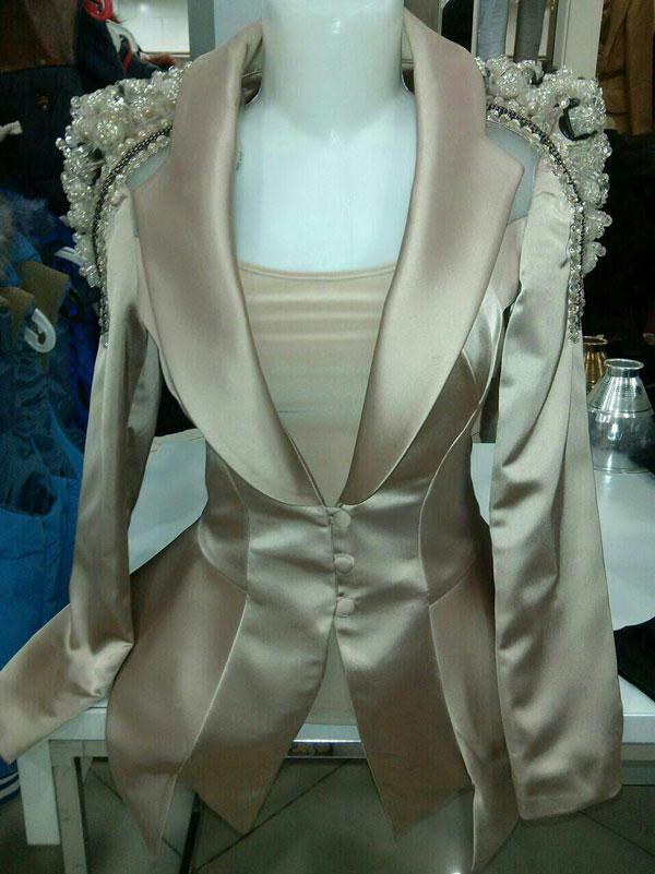 مدل کت زنانه مجلسی , مدل کت مجلسی زنانه , لباس ترک مجلسی