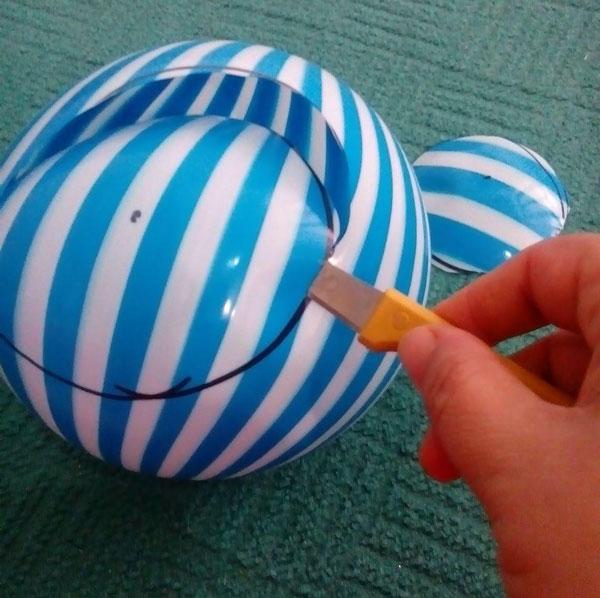 ساخت توپ با مرواريد آموزش ساخت گلدان با توپ پلاستیکی • مجله تصویر زندگی