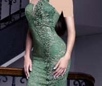 مدل لباس مجلسی دکلته