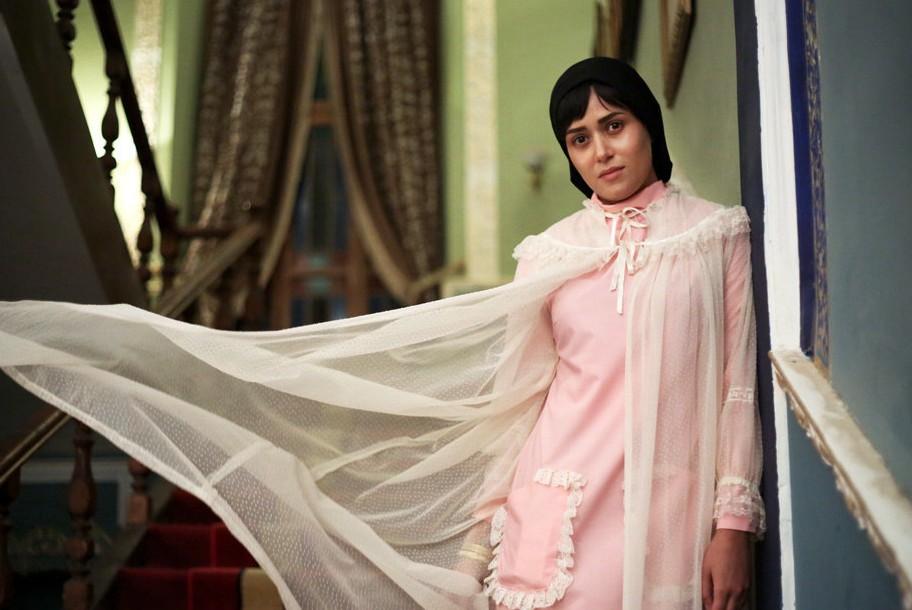 بازیگر نقش شیرین , بازیگر سریال شهرزاد , پریناز ایزدیار
