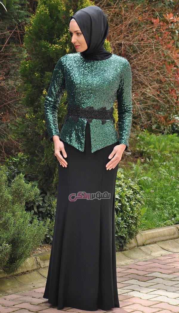 مدل مانتو مجلسی , عکس لباس مجلسی ترک