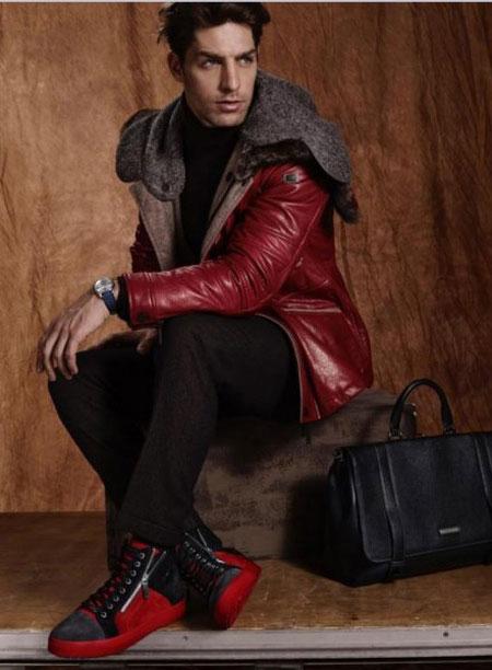 مدل لباس مردانه  , مدل لباس مردانه پاییزی و زمستانی برند BALDININI