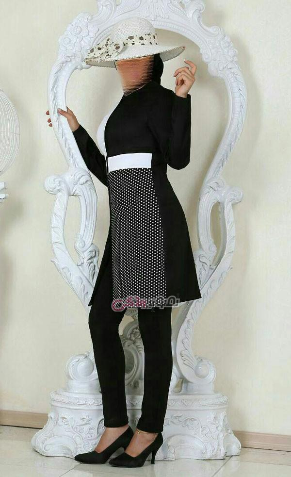 عکس مدل مانتو , مدل مانتو مجلسی , مدل جدید مانتو