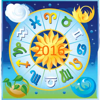 فال و طالع بینی  , طالع بینی سال 2016 متولدین هر ماه
