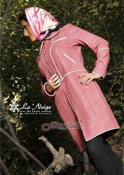 مدل جدید مانتو , مدل مانتو دخترانه