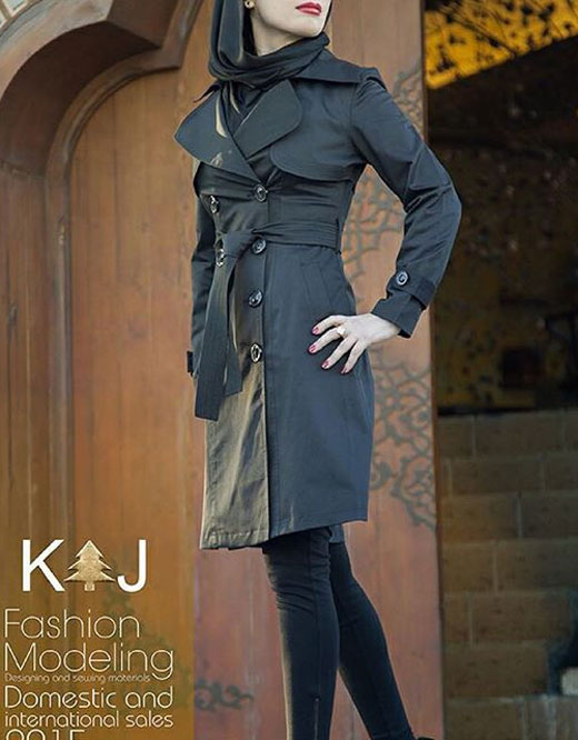 مدل مانتو جدید زمستانی , مدل پالتو دخترانه