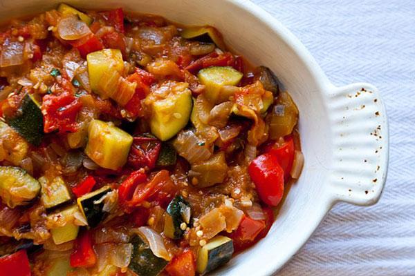 طرز تهیه راتاتوی - ویژه گیاهخواران