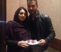 عکس های لو رفته سوشا مکانی و دلیل بازداشتش