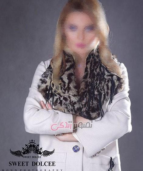 مدل مانتو زمستانی , مدل مانتو یقه خز دار 2016