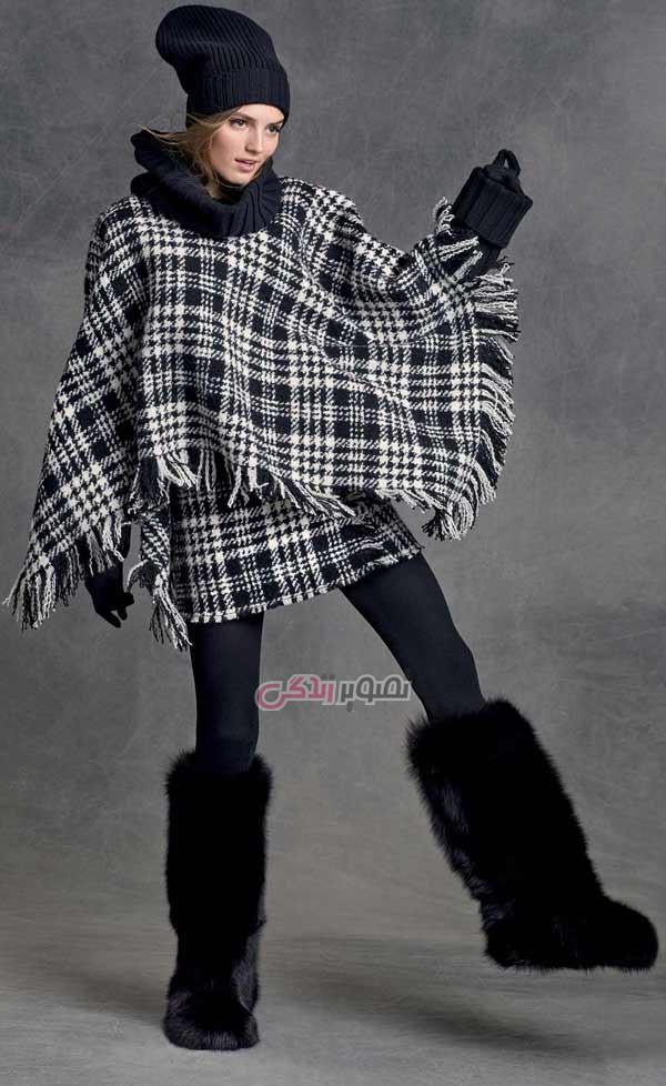 مدل شنل , مدل لباس زمستانی