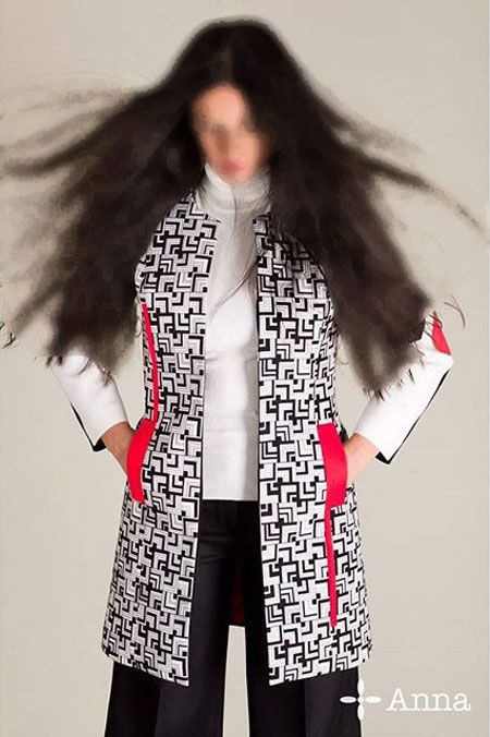 مدل مانتو جدید , مدل مانتو دخترانه , مدل مانتو زمستانی