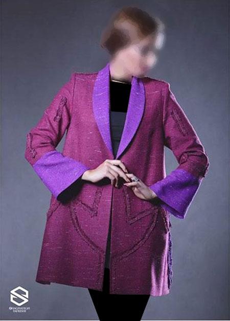 مدل مانتو شیک , مدل مانتوهای جدید , مدل مانتو عید 95