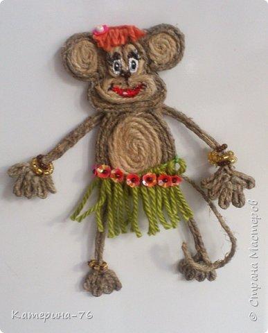 میمون کنفی سال میمون , تزیین سفره هفت سین