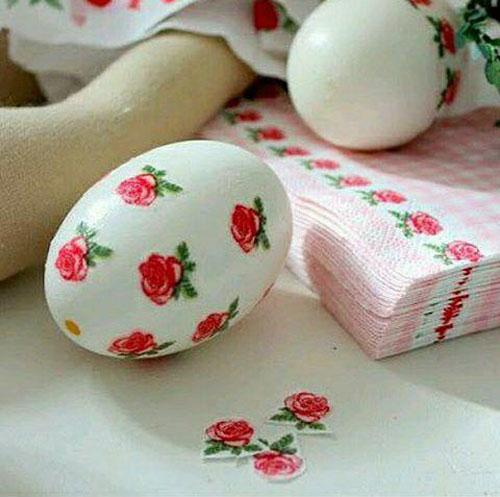 تزیین تخم مرغ , سفره هفت سین