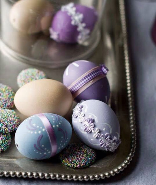 تزئین تخم مرغ , سفره هفت سین