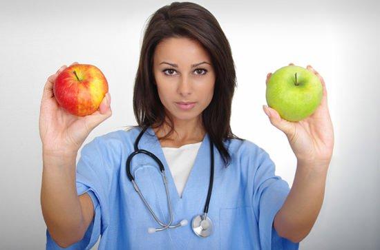معجزه خوردن دو عدد سیب برای زنان
