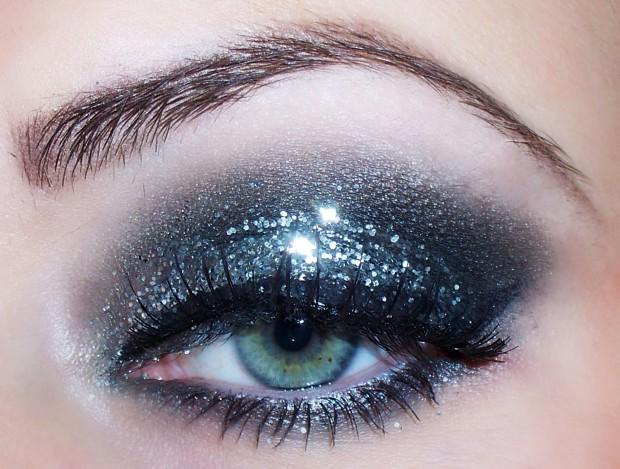 آرایش چشم عروس , میکاپ چشم