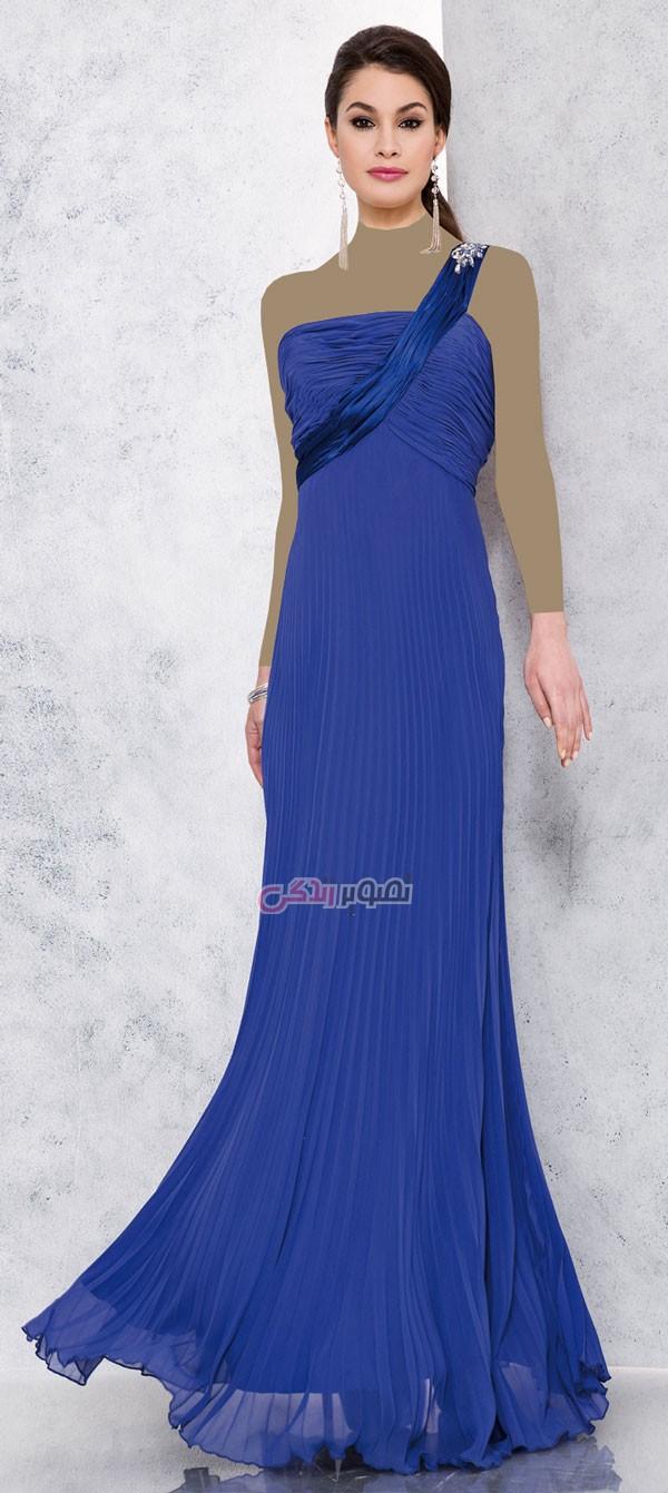 مدل لباس مجلسی Zelia , پیراهن بلند مجلسی
