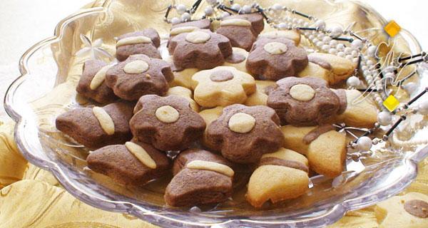نان، شیرینی، دسر  , طرز تهیه شیرینی اتابکی برای عید نوروز