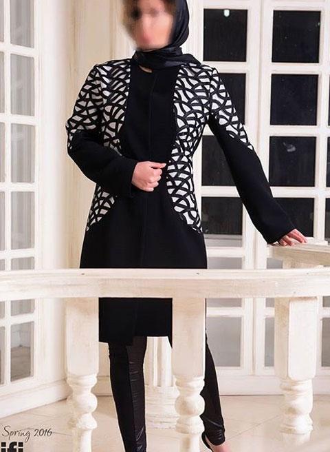 مدل مانتو بهار 2016 , مدل مانتو عید 95